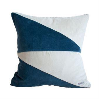 Lily cushion cover - navy blue - FunkyDoris