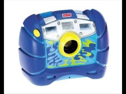 Kid Tough Waterproof Digital Camera Review