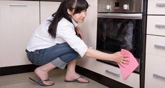 Even simply having our cleaners in to do a carpet cleaning service will make you feel better