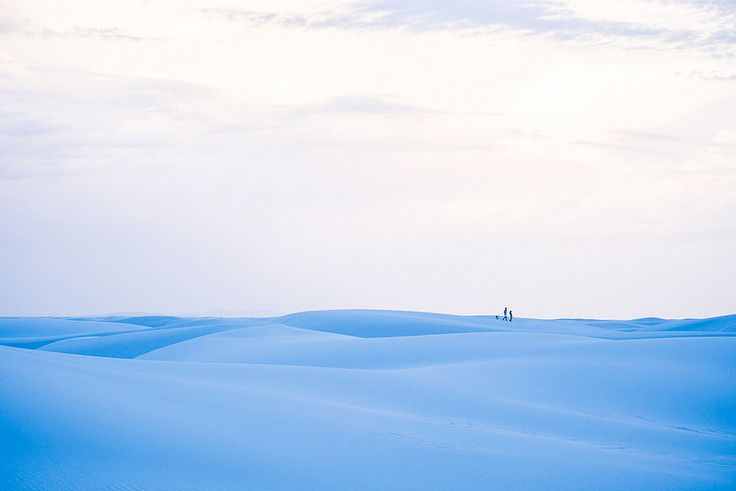 White Sands Monument, Arizona - Road Trip USA 2012   by Mathieu Lebreton