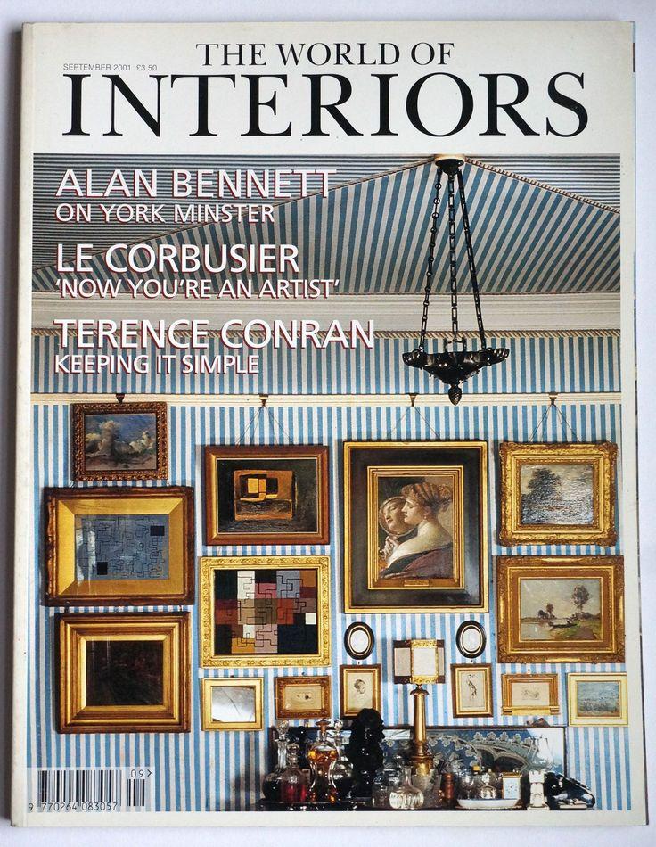 The World of Interiors September 2001