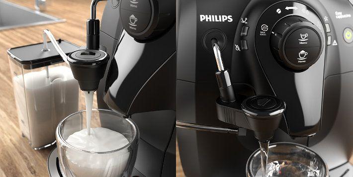 Espressor automat Philips HD8652