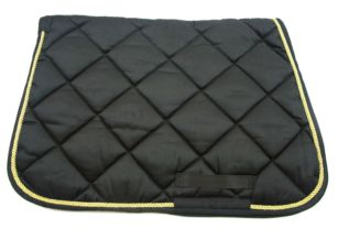 Keep yourself and your horse cool at each equestrian event or on the hunt field with our Bamboo Saddle Cloths. They are made from a blend of bamboo charcoal, Tencel and cotton and layered to maximise breathability and ventilation to aid in temperature regulation.