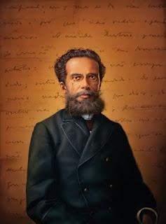 Joaquim Maria Machado de Assis (Rio de Janeiro, 21 de junho de 1839 — Rio de Janeiro, 29 de setembro de 1908) foi um escritor brasileiro, amplamente considerado como o maior nome da literatura nacional. Escreveu em praticamente todos os gêneros literários, sendo poeta, romancista, cronista, dramaturgo, contista, folhetinista, jornalista, e crítico literário.