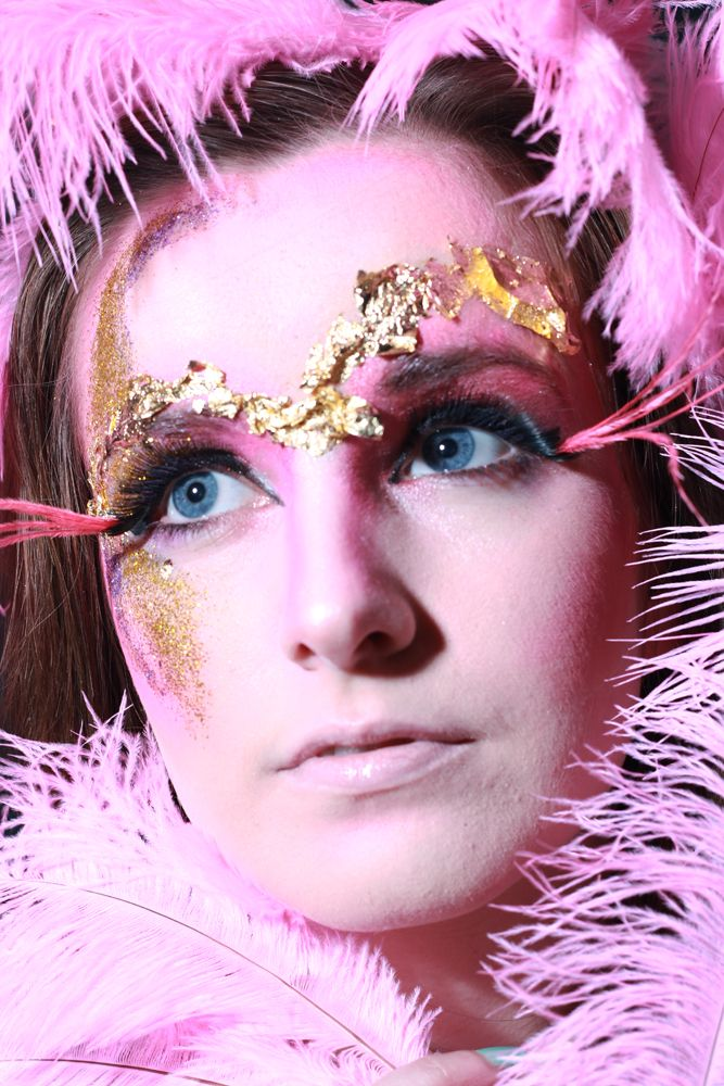 Makeup Post Youtube: 17 Best Images About Stylized/Fantasy Examples On