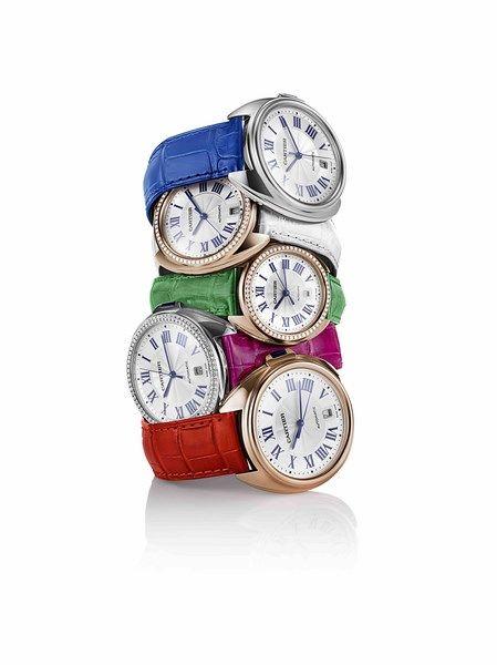 Krása barev Clé de Cartier