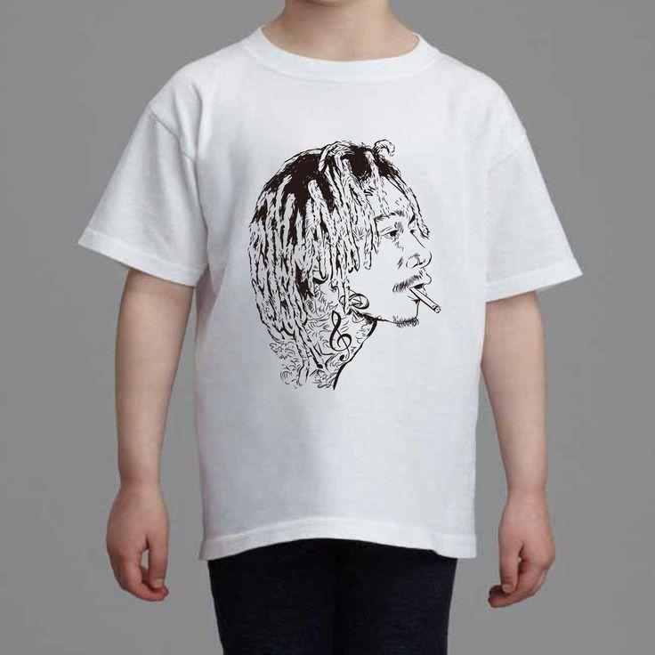 Wiz Khalifa mistercap Kids White Tee (Unisex) // taylor gang // Babes & Gents // www.babesngents.com