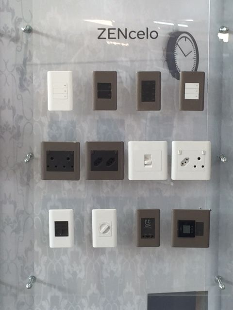 Product Display for light Switches