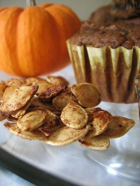 How to Make Crispy Pumpkin Seeds (Soaked)   Kitchen Stewardship   A Baby Steps Approach to Balanced Nutrition