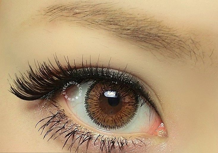 Natural Colored Contact Lenses Brown