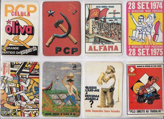 12 Pocket Calendar Communism 1985 Collectible Pocket Calendar