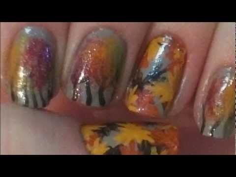 67 best fall 2013 colors images on pinterest fall nail designs fall nail design prinsesfo Choice Image