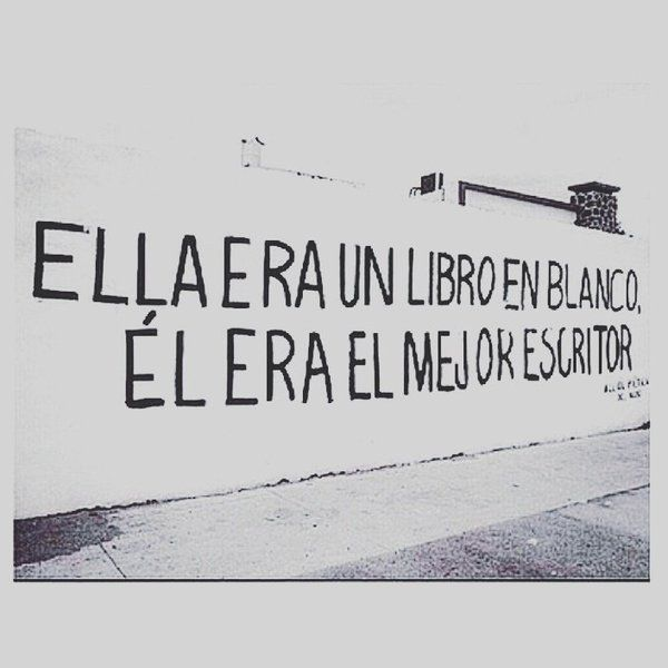 Ella era un libro en blanco El era el mejor escritor  #rima #poesia