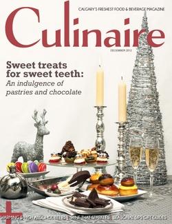 Culinaire #7 - December 2012