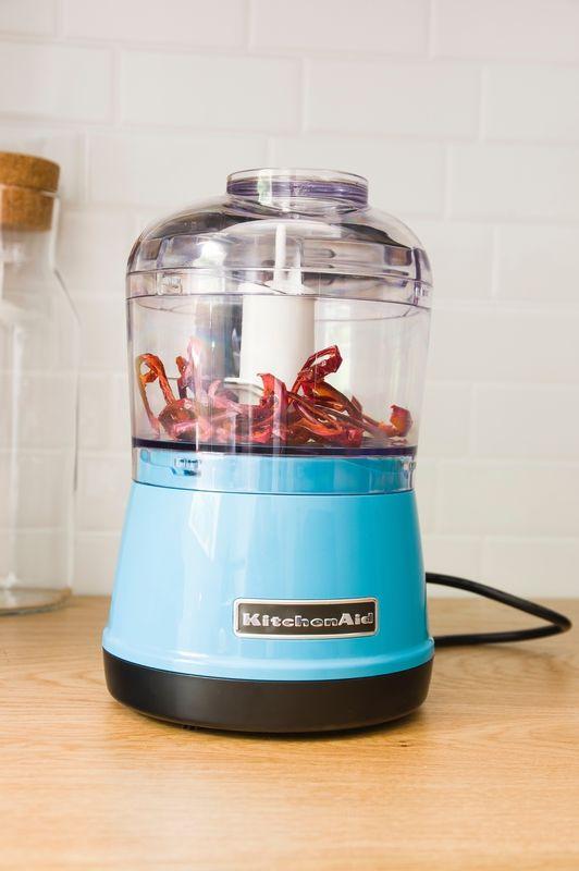 Mini hachoir KitchenAid et petite recette