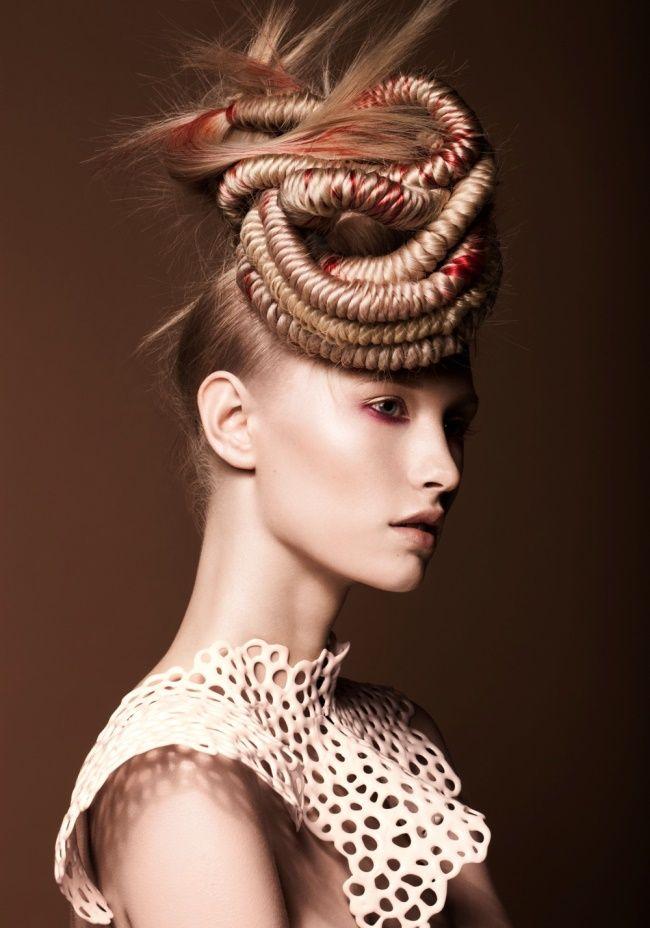 Artistic Hairstyles Hair Inspiration Hair Styles Hair