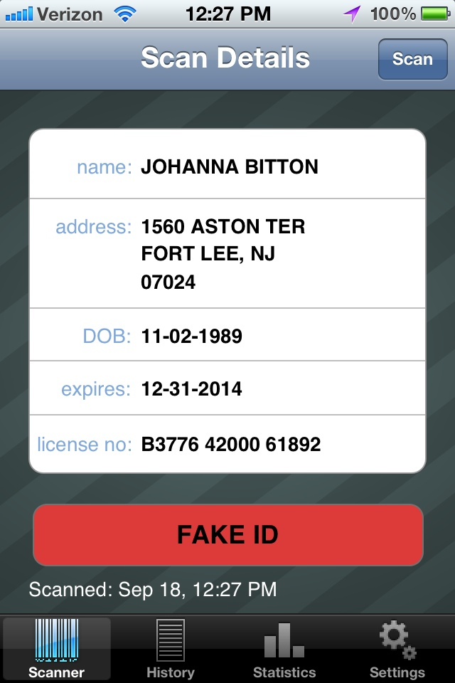 how to make fake id on itunes