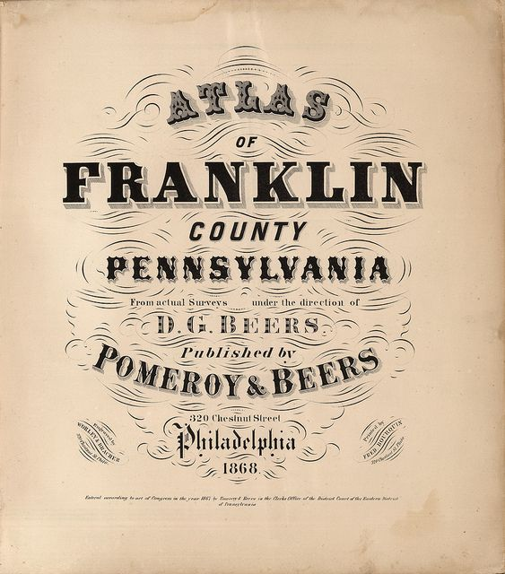 Franklin County, Pennsylvania by peacay, via Flickr