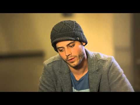 François Arnaud speaking French.  15 Francois Arnaud L art de surprendre CINEVOX 1080p - YouTube