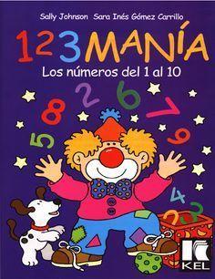 123 Manía: actividades de matemática para imprimir, resolver y colorear…