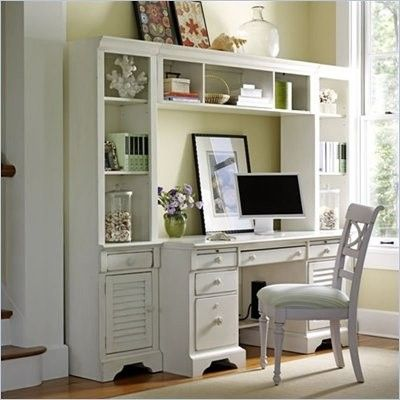 Kids White Desk With Hutch - Foter                                                                                                                                                                                 More