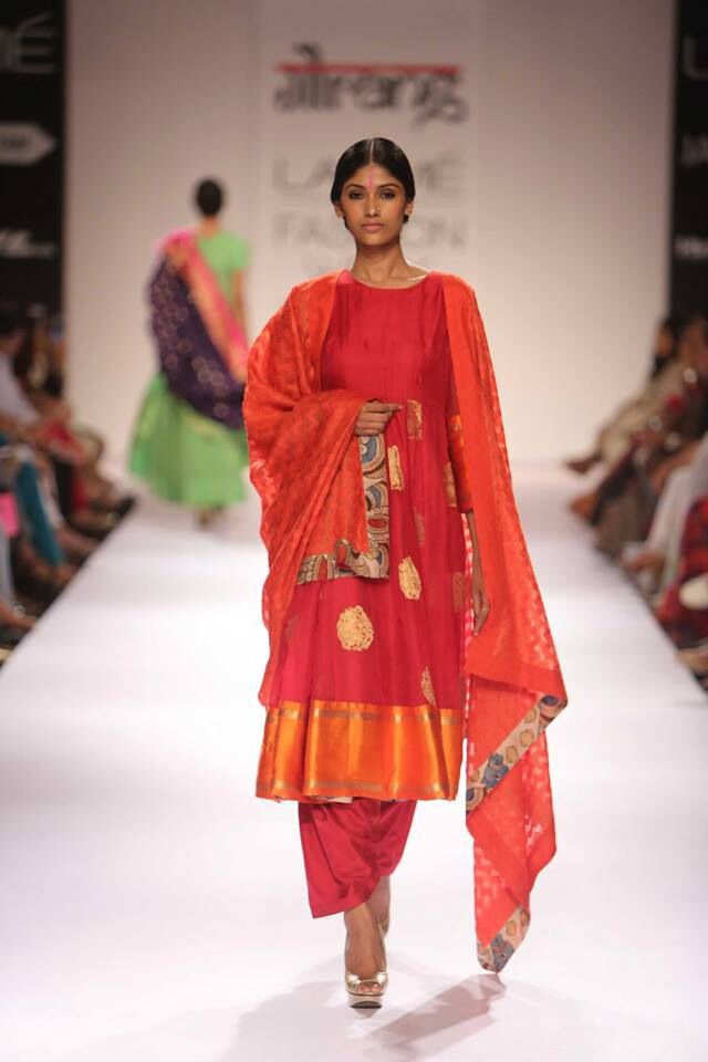 Gaurang Shah Collection LIFW-2014