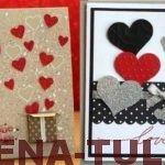 Открытки-валентинки на День Святого Валентина