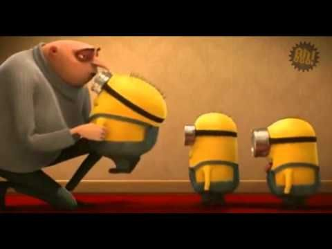 I SWEAR - Minion Despicable me 2. If someone sang this song the way the minions sing it to me; I would totally love that guy!