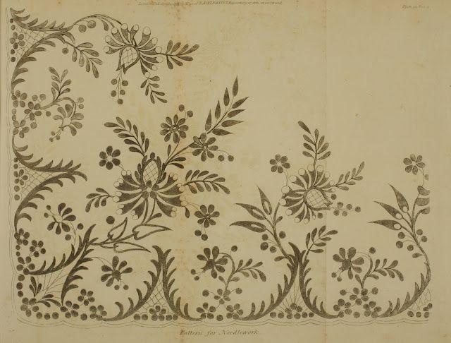 19 Best Eighteenth Century Wallpaper U0026 Fabric Images On Pinterest | Empire Style Regency Era ...
