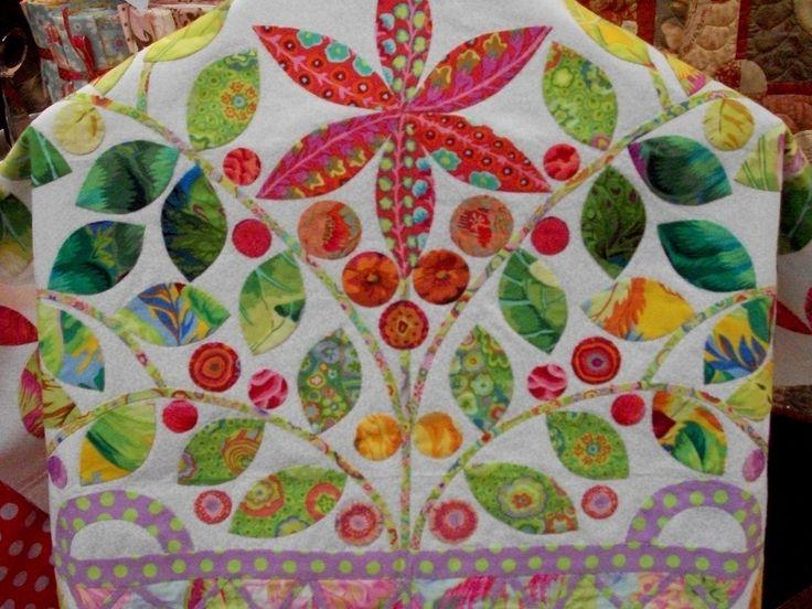33 best Kim McLean quilts images on Pinterest | Crafts, Applique ... : kim mclean quilts - Adamdwight.com