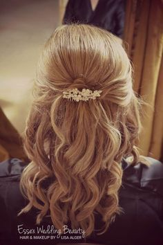 No On Curls Comb Good Hair In 2019 Hair Comb Wedding