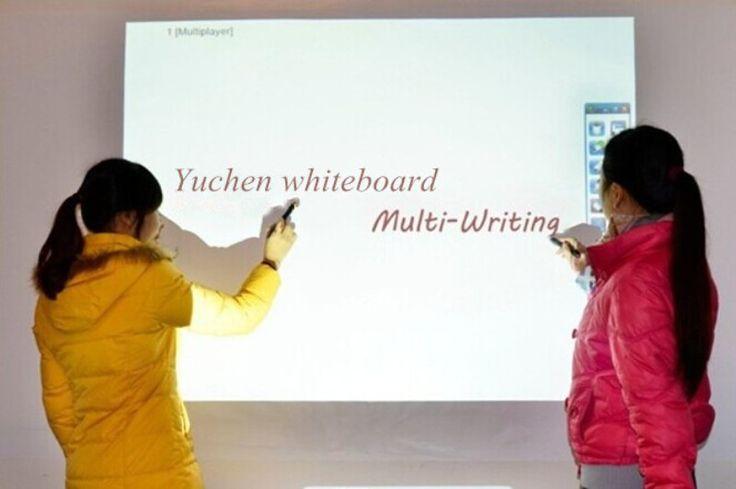 Multi Touch  Digital Smartboard F-35L portable Infrared Interactive Whiteboard for presentation