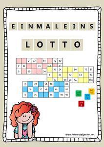 Einmaleins-Lotto