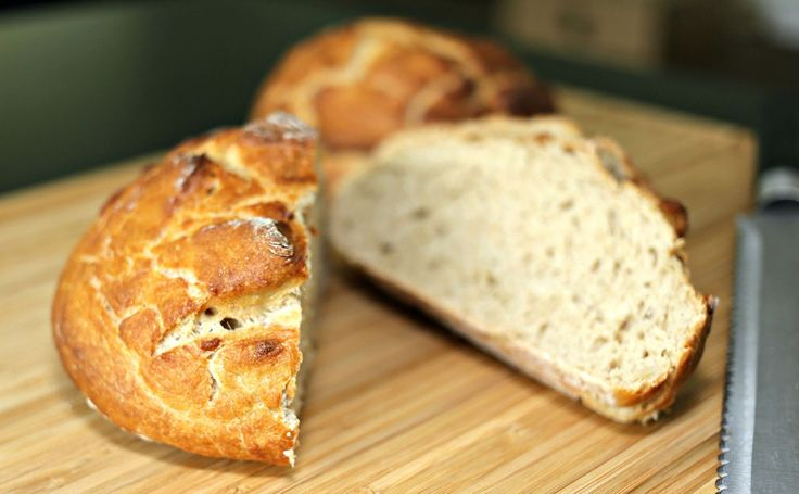 Bild zum Rezept für Steamer und Dampfgarer: Bauern-Brot.