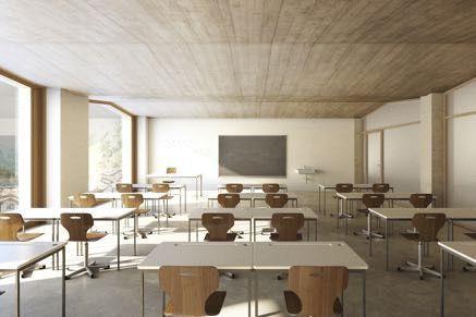 Hurst Song . Schulanlage Walka . Zermatt (2)