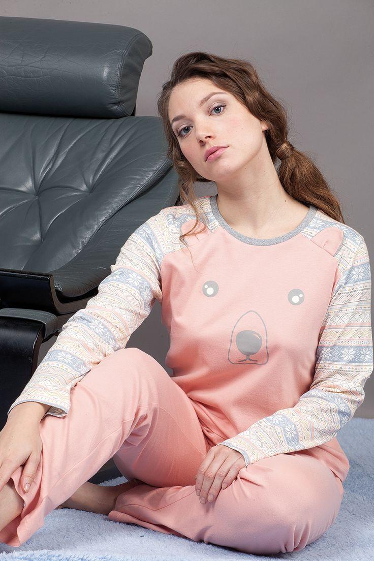 Pijama sweet honey de Señoretta