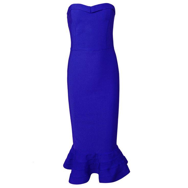 The 25+ best Vestido De Bandagem ideas on Pinterest | Vestidos ...