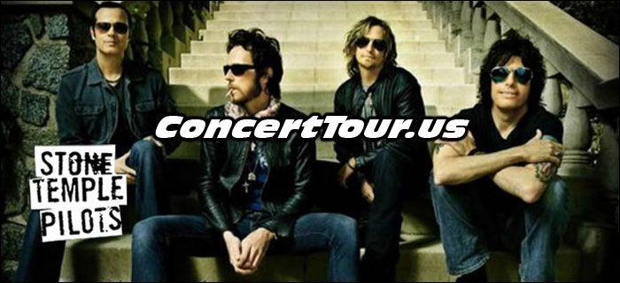Stone Temple Pilots Plan 2015 Concert Tour Dates!