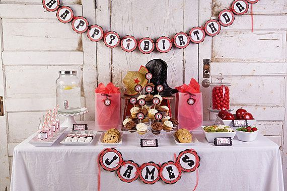Cowboy+Theme+Cupcake+Toppers+Western+Theme+by+getthepartystarted,+$11.00