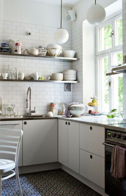54 besten Köksinspo Bilder auf Pinterest - Kleine Küche Einrichten Tipps
