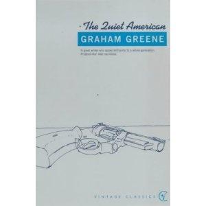 graham greene ~ the quiet american