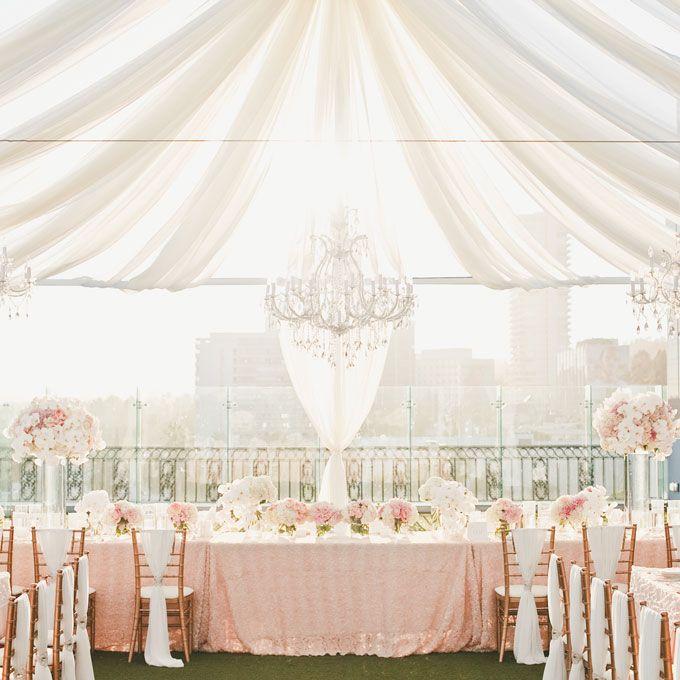 Beautiful Wedding Tent Ideas