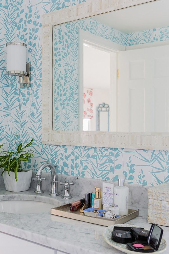 Bathroom | Katie Rosenfeld Interior Design