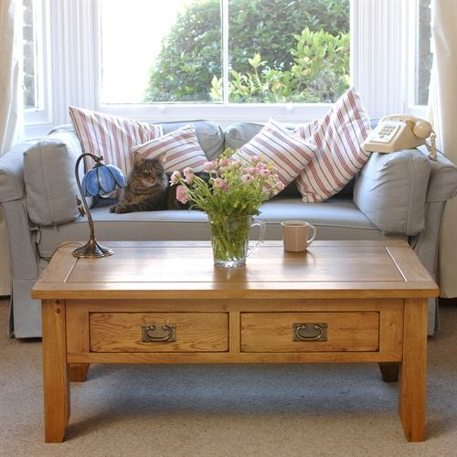 maybe take coffee table and a cushion and make into an outdoor bench. Use drawers for book, magazine, or garden storage