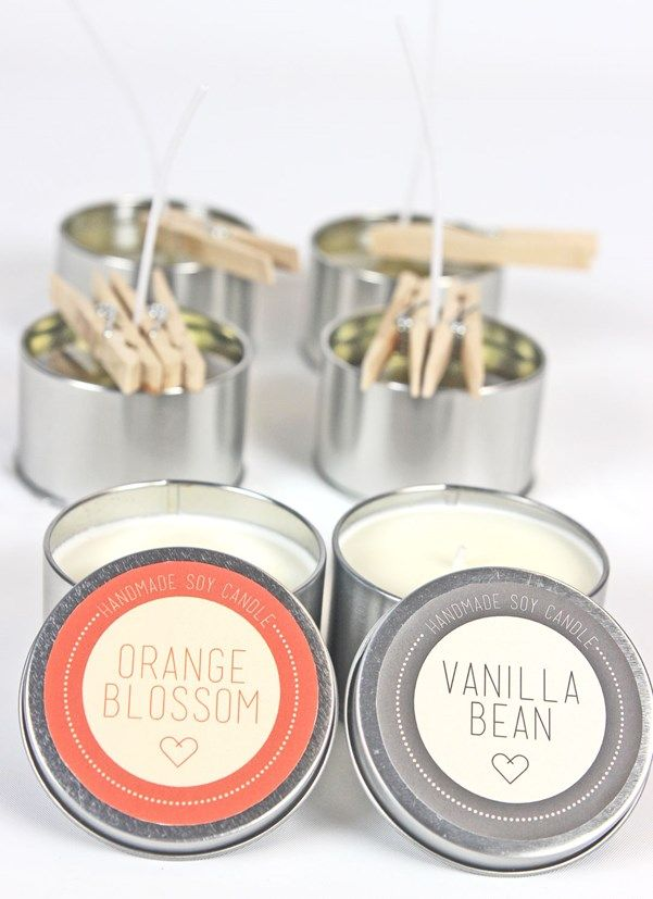 Make natural soy wax candles - better for you, better for your home, the environment and your pocketbook.