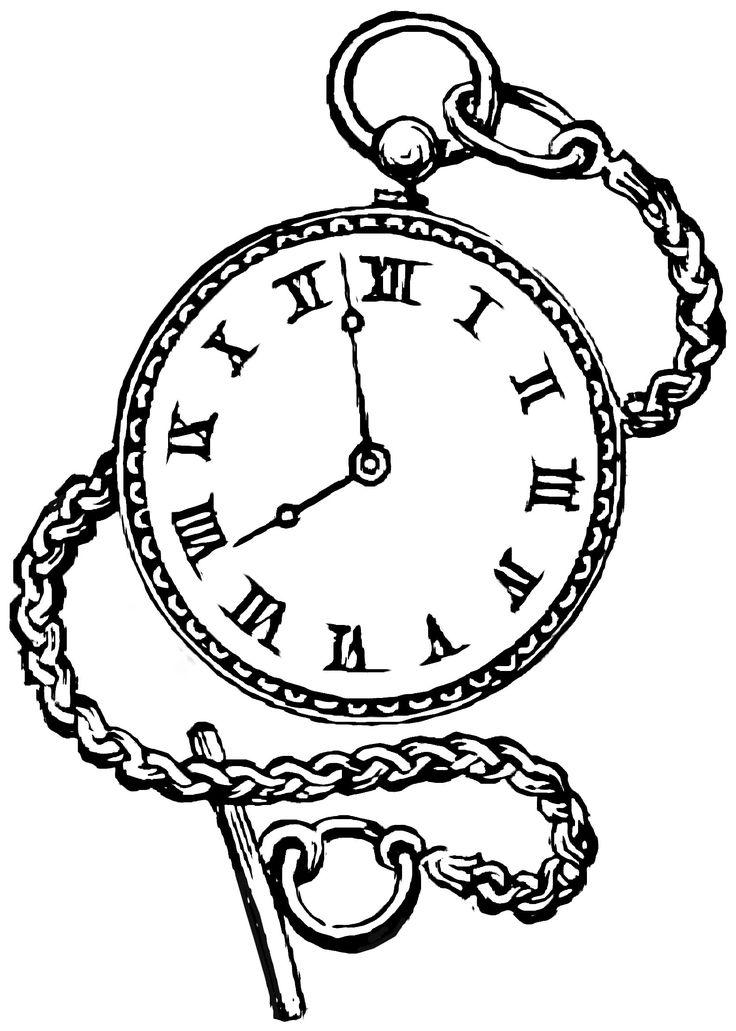Картинки по запросу карманные часы