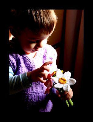 DEEA'S ARTCRAFT: BABY-FLOWERS