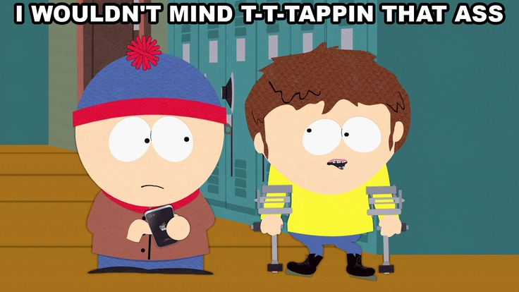 the Official South Park tumblr • [Click to watch the Season Finale ...