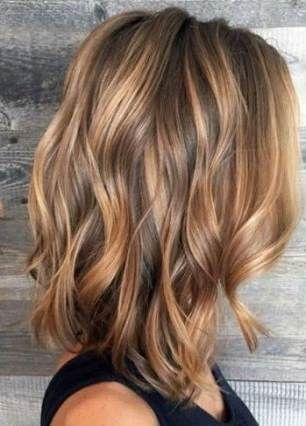 Hair Color Brown With Highlights Short Curls 30 Ideas #hair