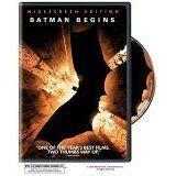 Batman Begins (Single-Disc Widescreen Edition) (DVD)By Christian Bale